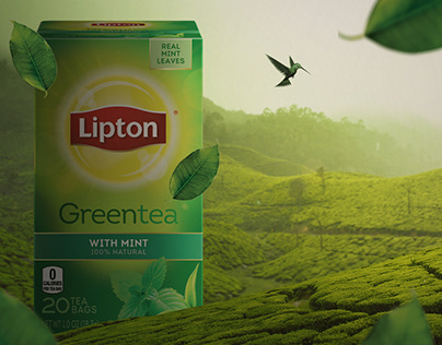 Lipton natural tea - شاي ليبتون