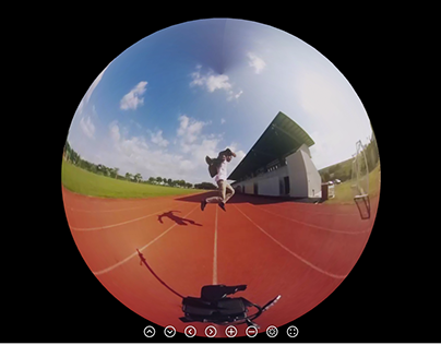 RANDOM PROJECT (360 VIDEO,LEVITAT1.0N)