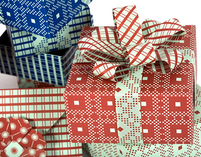 Origami Gift Packaging Kit