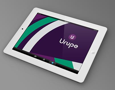 URUPE - Logo & Branding Design