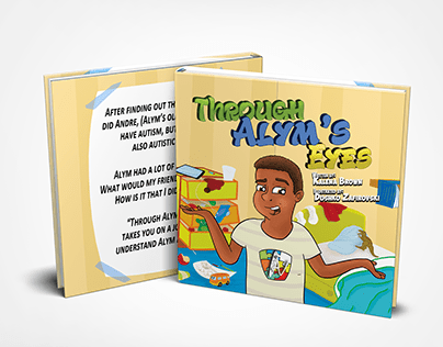 """Trough Alym's Eyes"", a children book"