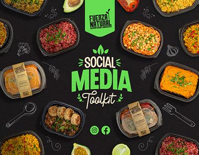 Fuerza Natural | Social Media Toolkit