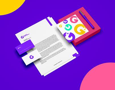 Graphic Chameleon - Brand Identity