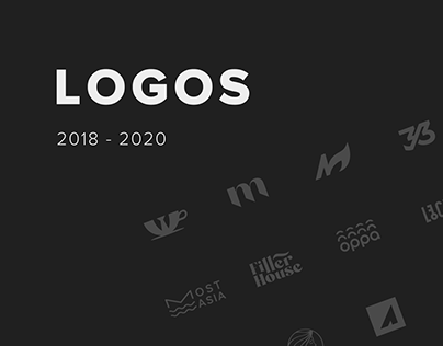 Logos&Marks 2018-2020