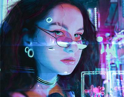 Self portrait in 2040