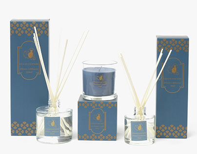 Candles and Home FragrancesPackaging