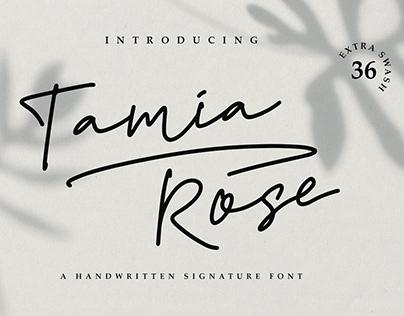 Tamia Rose