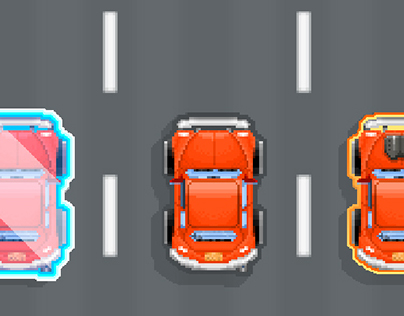 Mobile Car Race Game