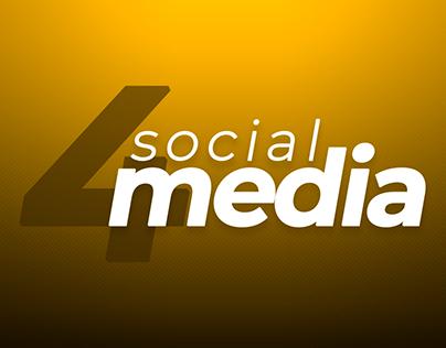 Social Media / Restaurante, pizzaria, açougue e doceria
