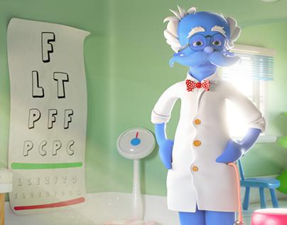 Dr.OCTOPUS