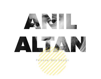 Anıl Altan Web Design