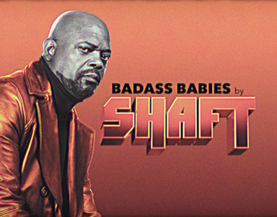 "NETFLIX - Launch of ""Son of Shaft"" - Content Campaign"