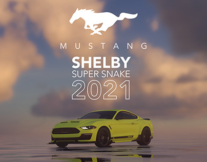 Ford mustang Shelby | concept