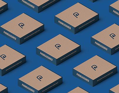 PHONE ASSURED | Logo And Brand Identity