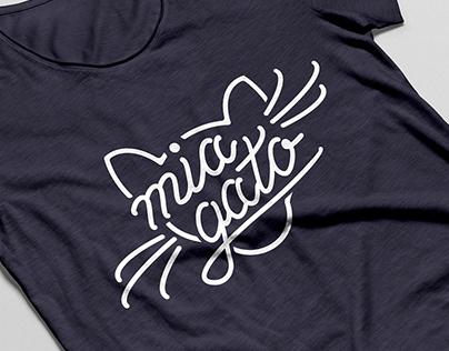 Mia Gato - logo project