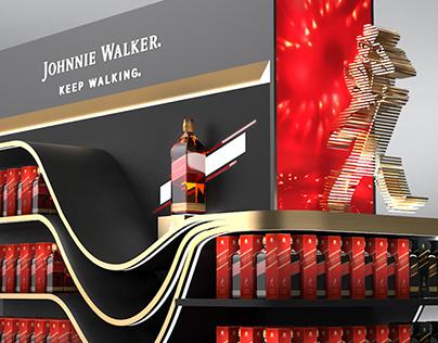 Espaço Johnnie Walker - Duty Free