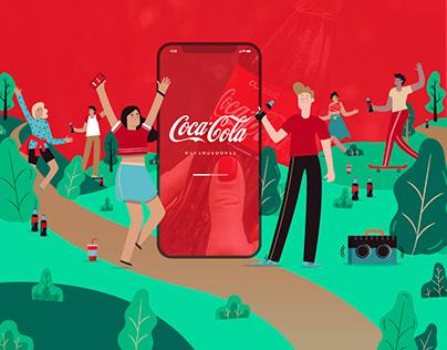 Coke - Resellers MVP App