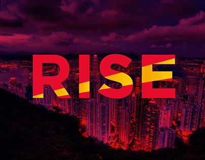 RISE 2015 Branding
