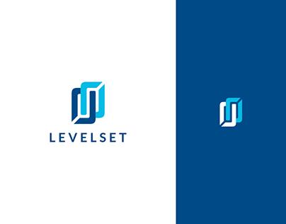 Levelset - Logo, Branding, and UX/UI