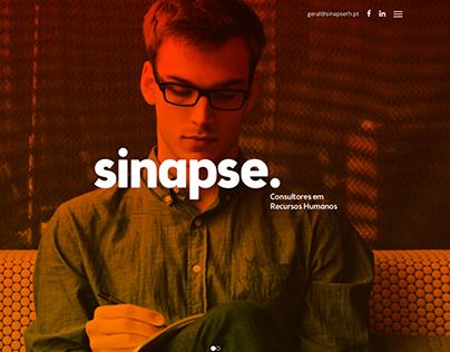 Sinapse. Website