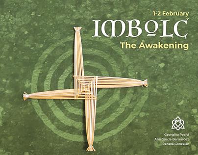 Celtic celebrations - IMBOLC