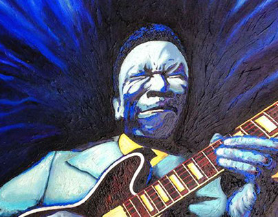This a Dedication to the great BB King!