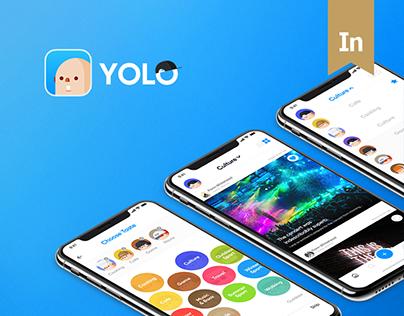YOLO - Mobile App