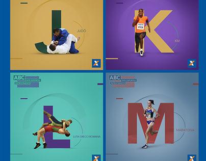 CAIXA - ABC dos Esportes Patrocinados