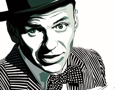 Frank Sinatra - Labyrynthesis graphic