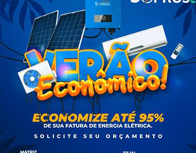 CAMPANHA VERÃO 2021 - SOPRUS ENERGIA SOLAR