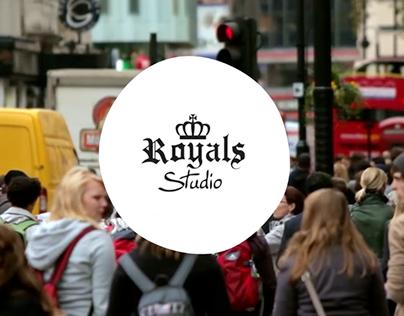 Campanha Royals Studio 2018 Movimente-se!