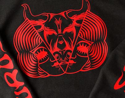Taurus Sweatshirt Design
