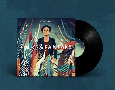 Album Artwork JPattersson | Folks&Fanfare
