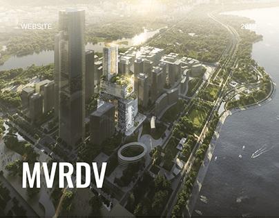 Architectural Agency. MVRDV