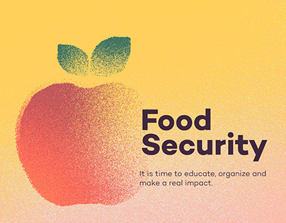 Food Security // Motion Graphics