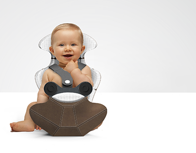 Lalepé baby carrier