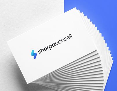 Sherpa conseil - branding