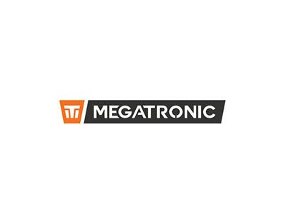 Megatronic // Logo Design and Branding