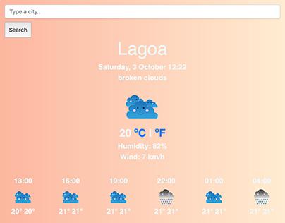 #weather_website