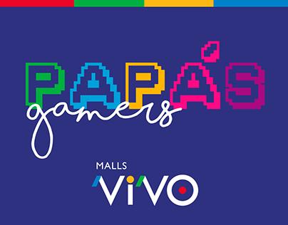 Papás Gamers · VIVO BTL CAMPAIGN