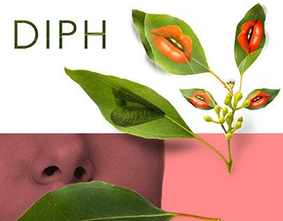 Single EP DIPH - Whispers (Original mix)