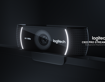 Logitech C922 Pro Stream Webcam Advertisement
