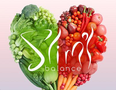 Healthy food / Logo