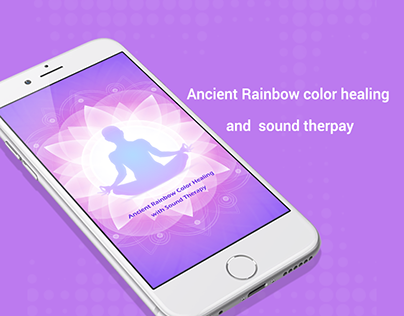Ancient Rainbow Color Healing and Sound Therapy
