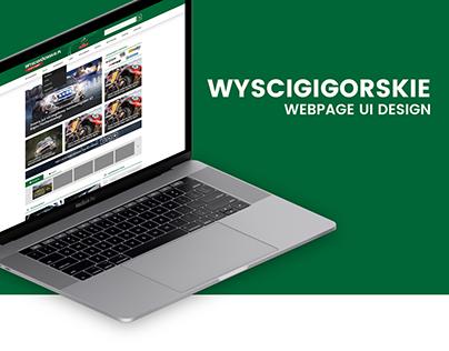 Wyscigigorskie.pl