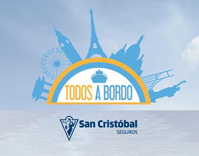 San Cristóbal Seguros - Todos a Bordo