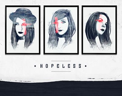 Hopeless - Illustration