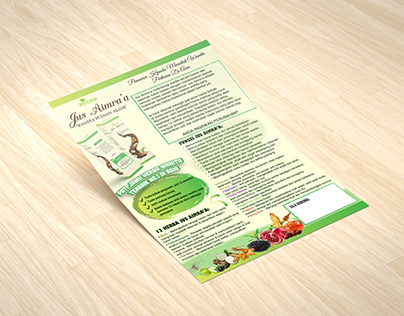 A5 Product Flyers