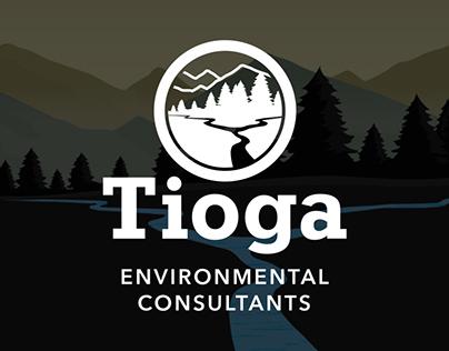 Tioga Environmental: Web Design