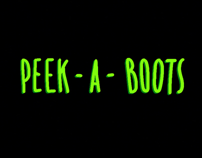 Peek-A-Boots (2-D Animated Short)
